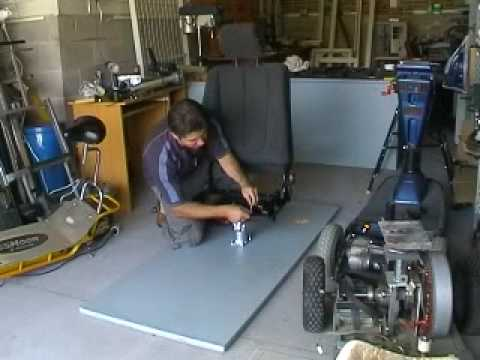How to build a simple 2 DOF multipurpose motion simulator - playithub com
