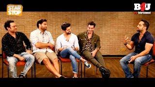 Download 3 Dev | Karan Singh Grover, Ravi Dubey, Kunal Roy Kapoor, Ankush Bhatt | B4U Star Stop Video