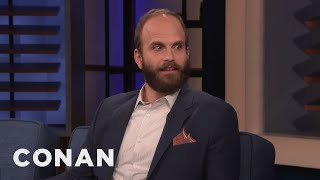 Download Ben Sinclair Did A LOT Of Research For ″High Maintenance″ - CONAN on TBS Video