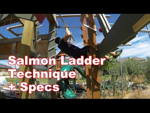 Salmon Ladder Technique and Building Specs