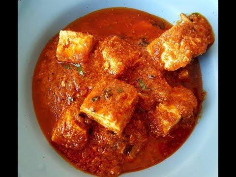 Best Keto Recipes I Keto Paneer Masala (Dhaba Style) I Low Carb Vegetarian Recipes