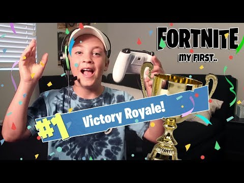 MY FIRST VICTORY ROYALE   ROCCO PIAZZA