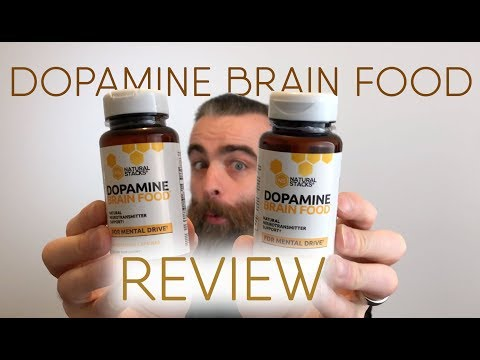 Dopamine Brain Food: My Review Of Natural Stacks Dopamine Supplement!