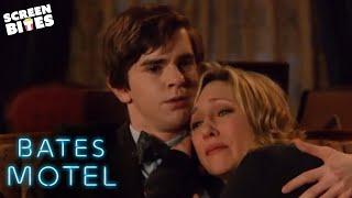 Norma's Disturbing Childhood | Bates Motel | SceneScreen