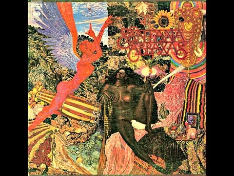 Santana - Black Magic Woman / Gypsy Queen / Oye Como Va (1970)