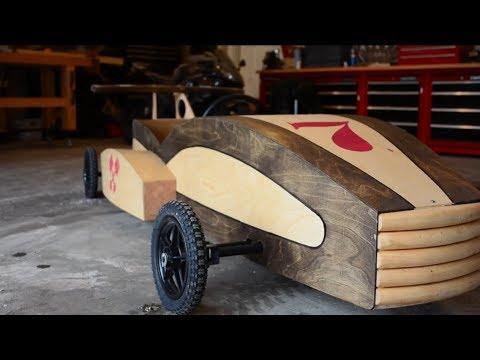 Ultimate Soap Box Derby Car Build