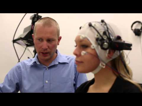 A video-gaming system to measure event related brain activity in research