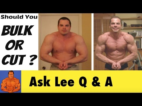 Skinny Fat Body Type: Should You BULK or CUT or is there a better way?