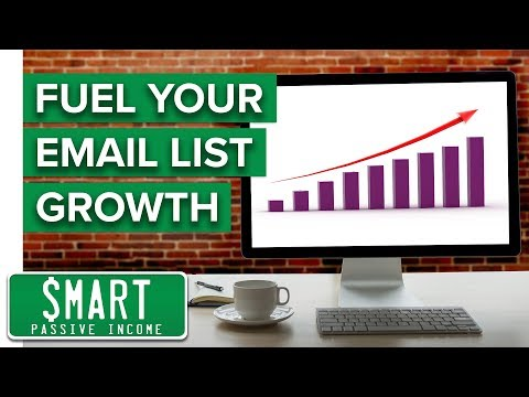 5 Strategies to Get More Email Subscribers — How to Start an Email List #3