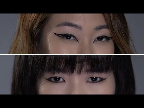 Kat Von D Tattoo Liner How-to: Transform Monolids and Hooded Eyes
