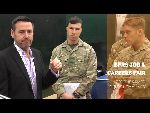 British Forces Resettlement Service - Job & Careers Fair, Catterick Apr 2017