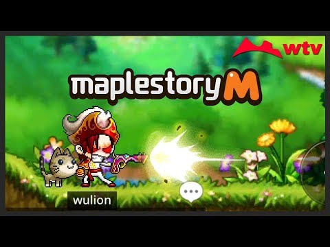 First Look & Tutorial - Soft Launch - MapleStory M - NEXON Company