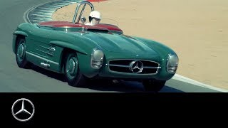 The SLS Project: Reviving a Classic Mercedes-Benz Race Car