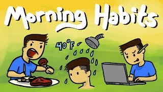 3 Morning Routine Habits Of Successful People