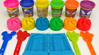 Download Making 6 Ice Cream out of Play Doh PJ Masks Yowie Surprise Toys Hatchimals Kinder Surprise Eggs