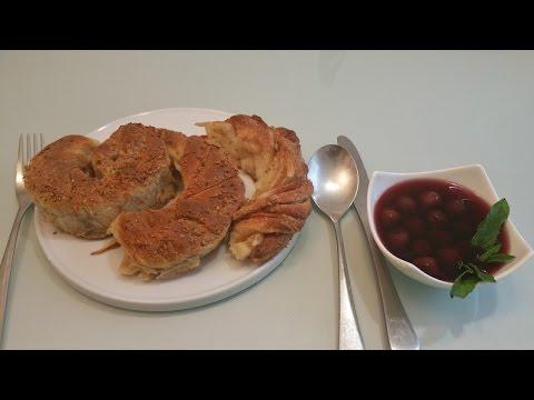 Tahini Bread, Sesame Oil Bread recipe