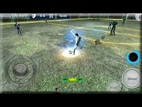 The Match Striker Soccer G11 - Android Gameplay HD