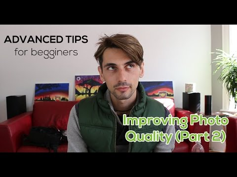 Improving Photo Brightness and Vibrance - For begginners (Part 2)