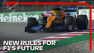 F1's New Rules: 5 Key Things You Need To Know