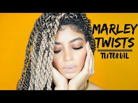 Marley Twists Tutorial