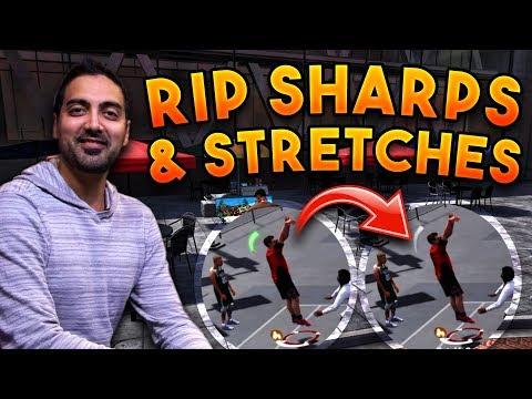 RIP Pure Sharps & Stretch Bigs... Patch 6 RUINED NBA 2K18!? | PeterMc