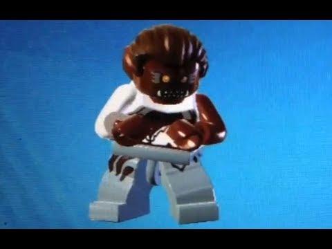 LEGO City Undercover Werewolf CHEAT CODE #1