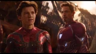 Download Avengers: Infinity War - Spiderman Scene Video