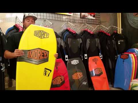 Morey Mach 7 Bodyboard Review