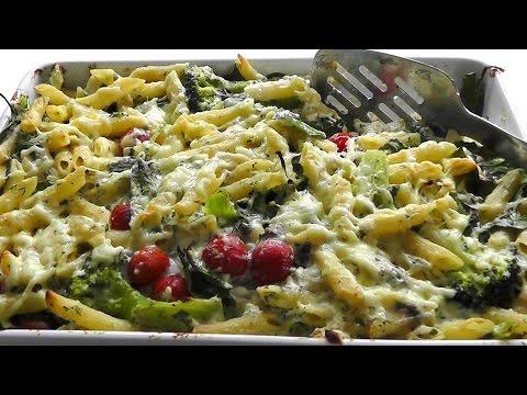SALMON PASTA BAKE How to Cook easy recipe