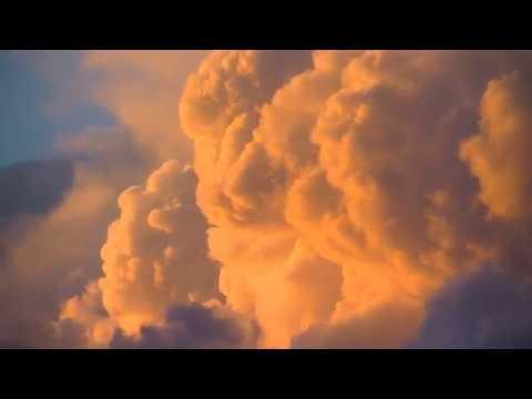 Cache Valley Sunset 4/2/2017 - 10x speed
