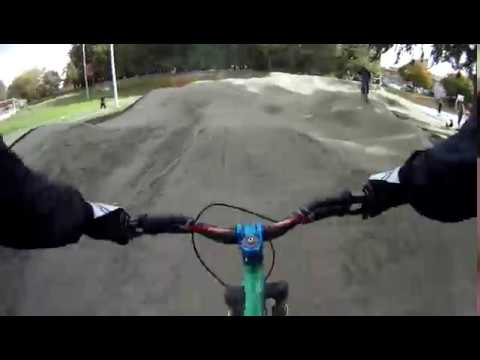Pumptrack at North Delta Rec Centre