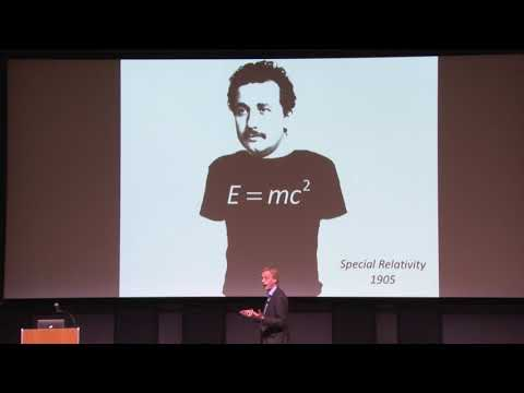 Quantum Mathematics and the Fate of Space, Time and Matter - Robbert Dijkgraaf