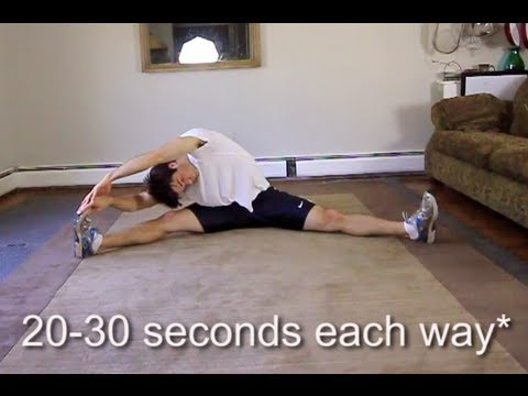 How To Develop Flexibility - FULL BODY STRETCH - Tutorial