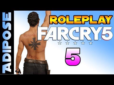 Let's Roleplay Far Cry 5! #5 Reelin' it in