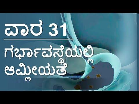Pregnancy Kannada Week by Week  Week 31
