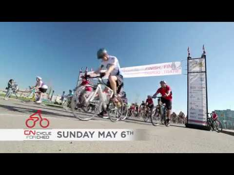 CN Cycle for CHEO 2018 – Commercial