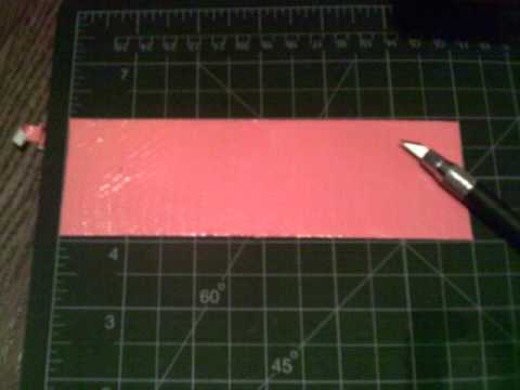 duct tape gift tag 1