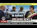 Maduro Pasa De Ejercicios Militares A Arrodillarse A EEUU