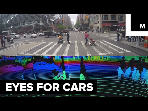 Inside the Technology That Helps Self-Driving Cars