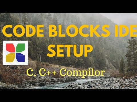 Code Blocks IDE Setup | C C++ Compiler