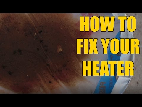 Fixing the Heat/Flushing the Coolant (Audi 1.8t A4)