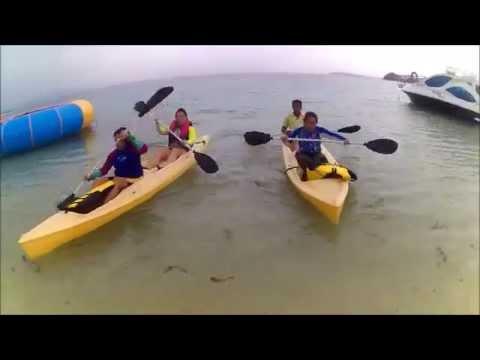 Huma Island Palawan - October 2015 Vacation