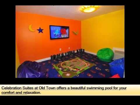 Ideas Of Orlando Celebration Suites At Old Town | Hotel Picture Guide And Info