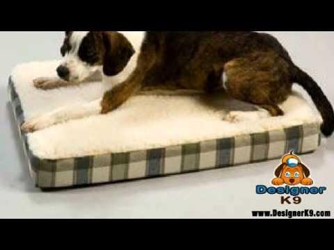 Orthopedic Dog Bed Large From Designer K9