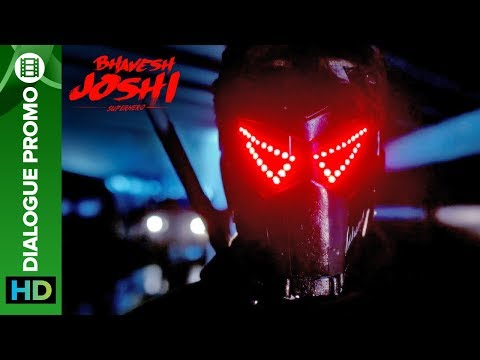 The masked vigilante! | Bhavesh Joshi Superhero | Dialogue Promo | Harshvardhan Kapoor | 1st June
