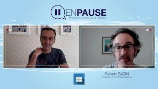 [ En pause avec Sylvain Bazin le rédacteur en chef de Wider Magazine ]