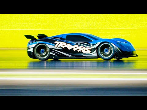 RC Supercar Speed Run – 100+MPH XO-1!