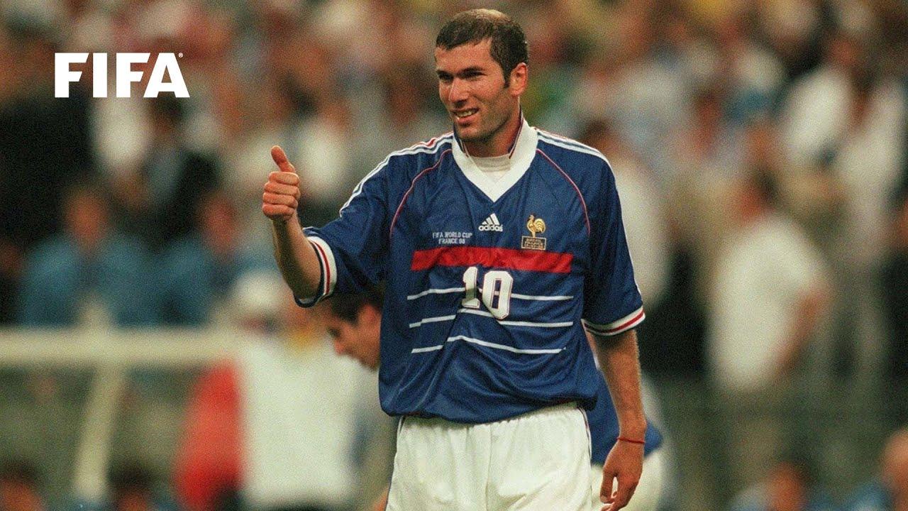 Brazil v France | 1998 FIFA World Cup Final | Full Match