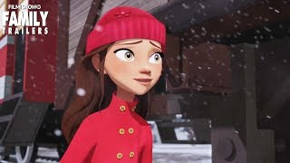 "SPIRIT RIDING FREE | ""The Storm"" New Clip for animated cartoon series"