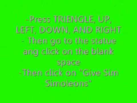 The Sims 2: Pet Cheat Codes